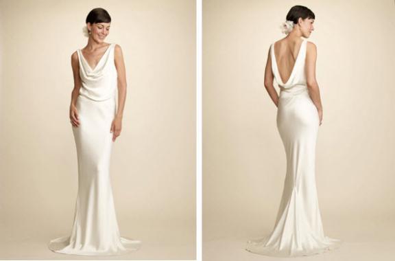 No-frills bride