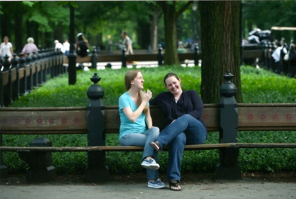 Wedding Engagement Pictures Photos :  wedding catherine leonard photography central park engagement same sex E Pic 3