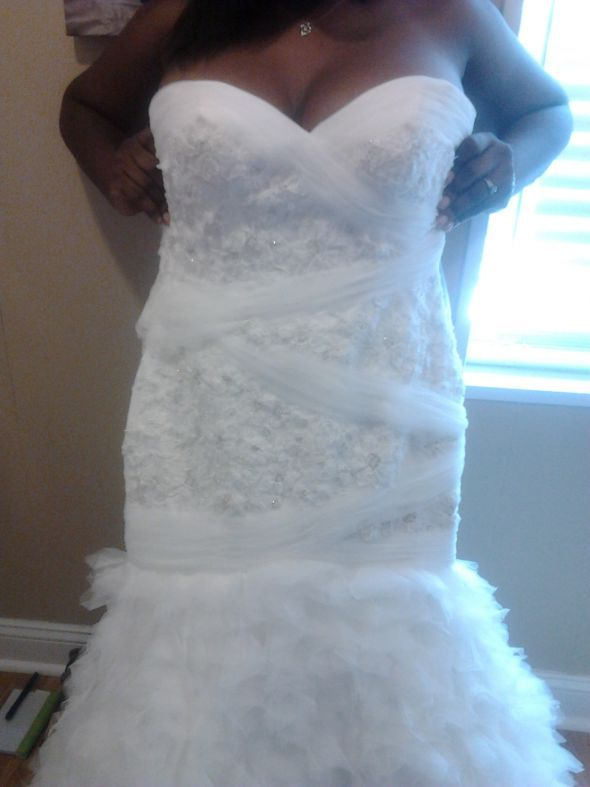 Buy Wedding Dress Without Trying It On?!?