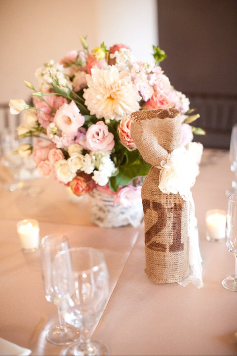 BURLAP EVERYTHING YOUR HEART DESIRES - Table clothes, Runners, Favor Bags, Etc. :  wedding burlap table runners rustic wedding favor bags shabby chic white ivory ceremony diy reception vintage table numbers wine bottles decor Burbottle