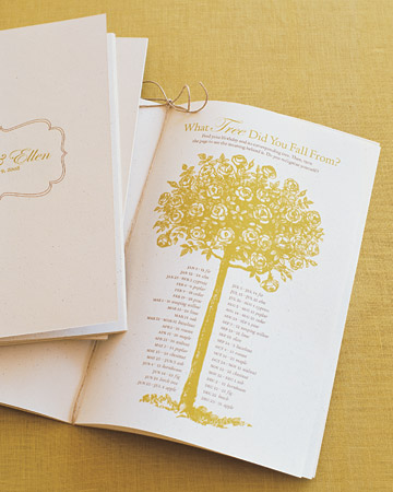 christian wedding program examples