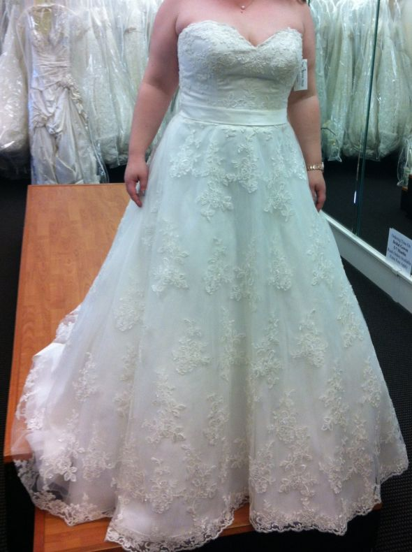 Can you order a dress without the beading? Referring to Mori Lee 1612