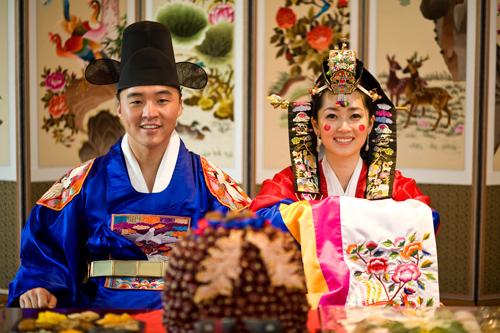 Wedding Hanbok - Wedding Photography