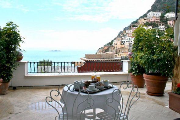 Amalfi Coast, Italy - Celebrating our Engagement