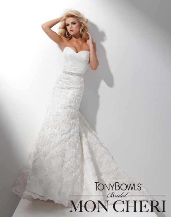 Tony Bowls Bridal for Mon Cheri Brides out there?