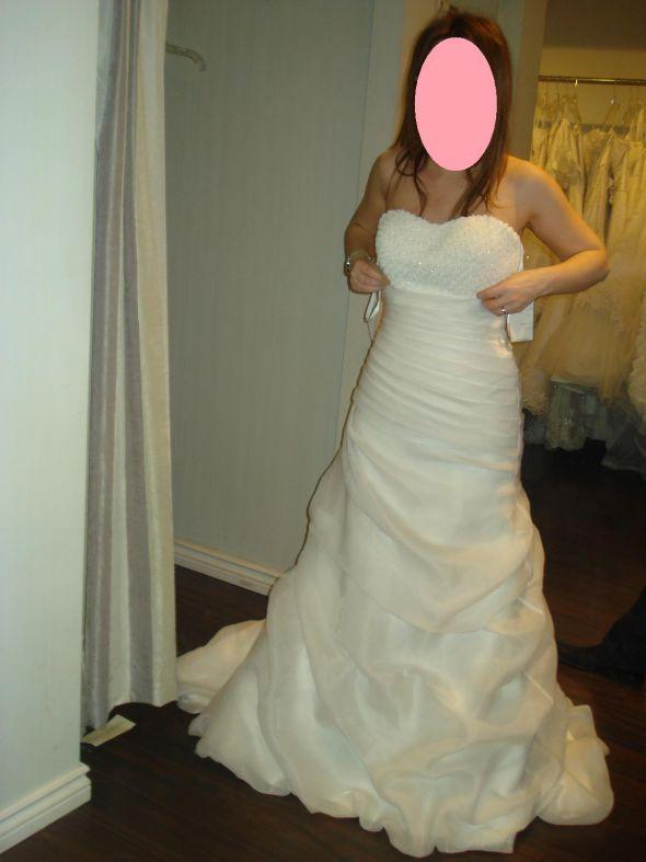 Allure Dress Faceoff – Modern vs. Romantic – Which should ...