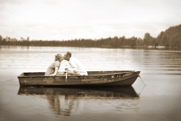 Love in the Northwoods :  wedding black engagement rustic white Engagement Pic