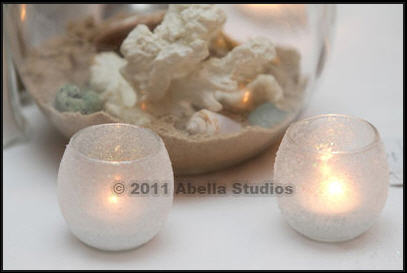 Beach Wedding Sale :  wedding Glittertealights