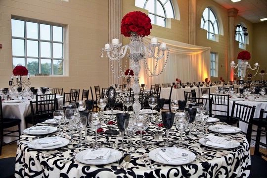 Leddie\'s blog: white and red indian wedding venues decoration indian ...