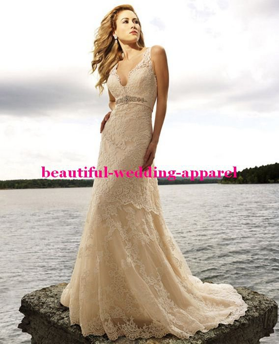 Wedding Dresses Colors Other Than White 49