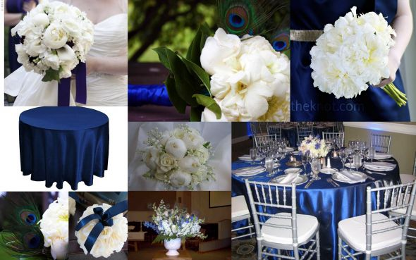 Navy Blue White And Silver Wedding Decorations Images About Star Theme Flowers Decor