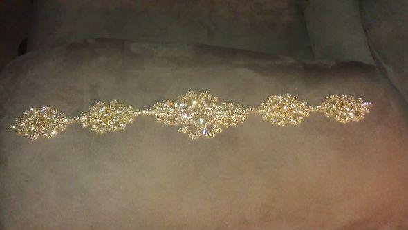Do it yourself bridal belt wedding short dresses do it yourself bridal belt 114 solutioingenieria Images