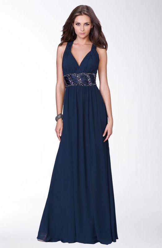 Длинные платья 1