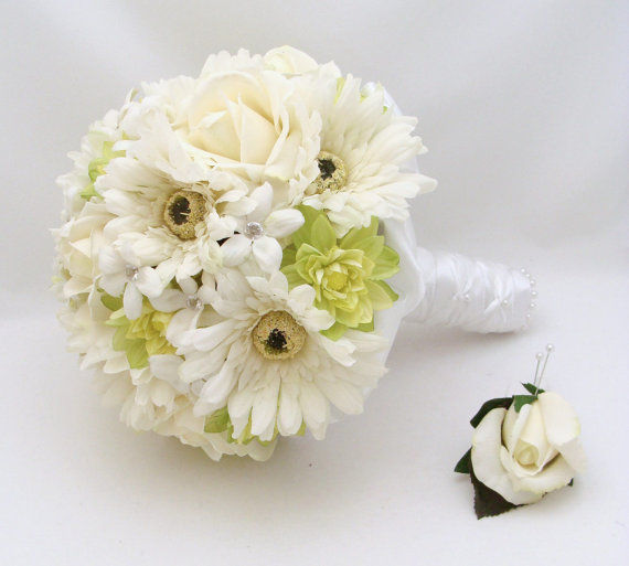 My Bouquet and His Bout :  wedding Il 570xN 307357256