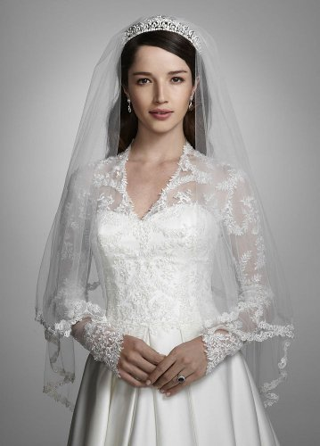 Wedding Jewelry :  wedding bling bridal jewelry necklace Veil 4