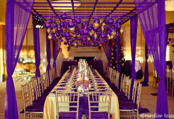 Purple wedding themes greek wedding dresses 50th wedding orange and purple wedding themes junglespirit Gallery