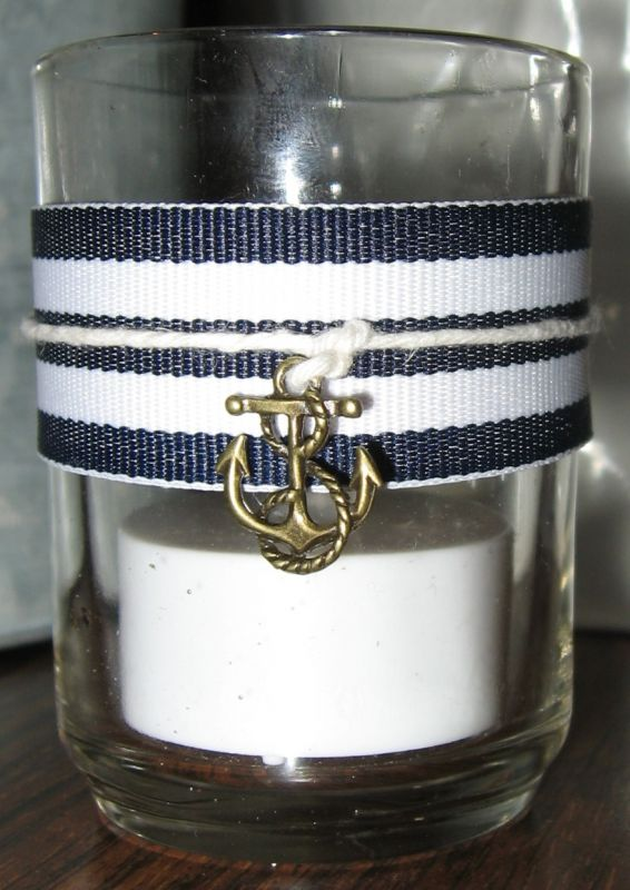 Nautical tealight candles for recept