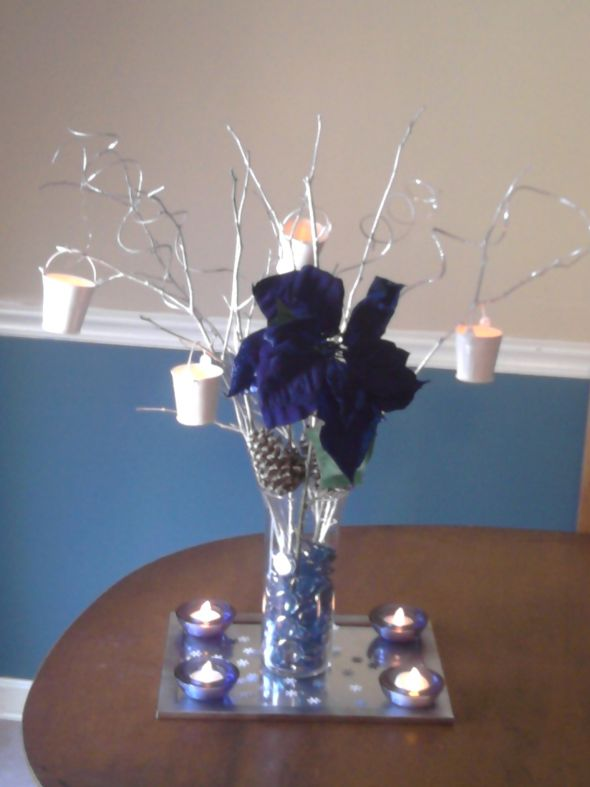 Please let me know your opinion on this center piece What