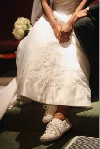 Show Me Your Shoes wedding shoes attire dress peacock shoes Enneshoes