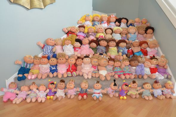 What Is A 1983 Cabbage Patch Doll Worth