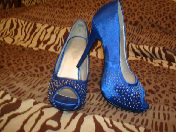 Something blue! shoes :  wedding blue shoes shoes DSC09450