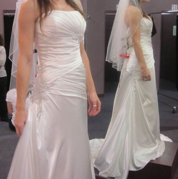 Consignment Shops And New York Has Plenty Of Bridal Gown Consignment