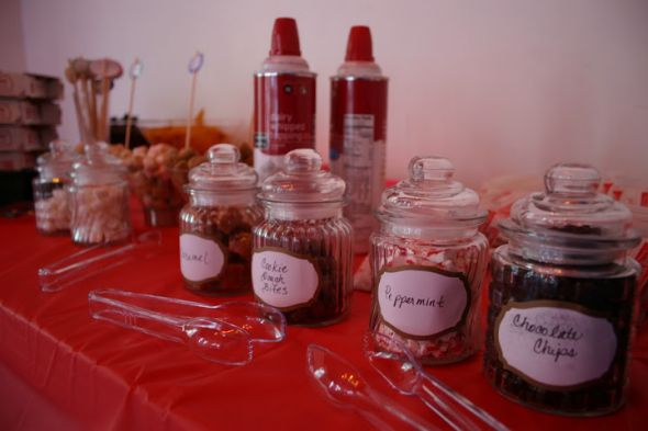 Cocoa / Hot Chocolate Bar