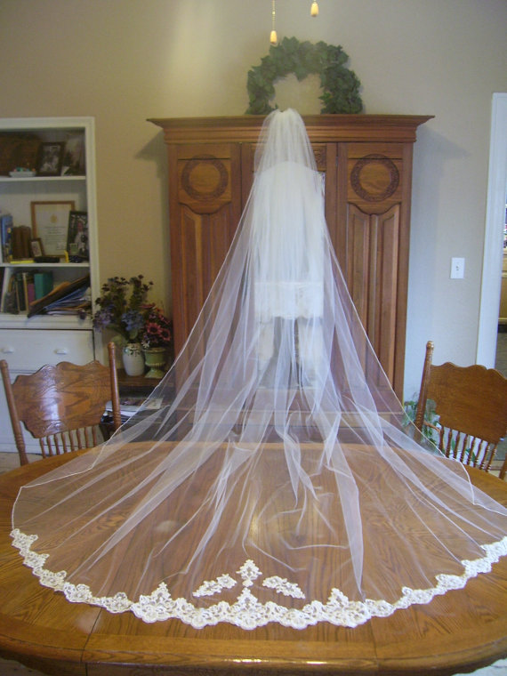 Wedding dresses with lace back cut out tiffany blue and for Wedding dress with blue trim