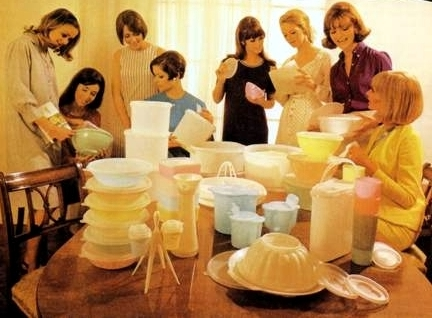tupperware party tips that apply to improving your conversion rate optimization