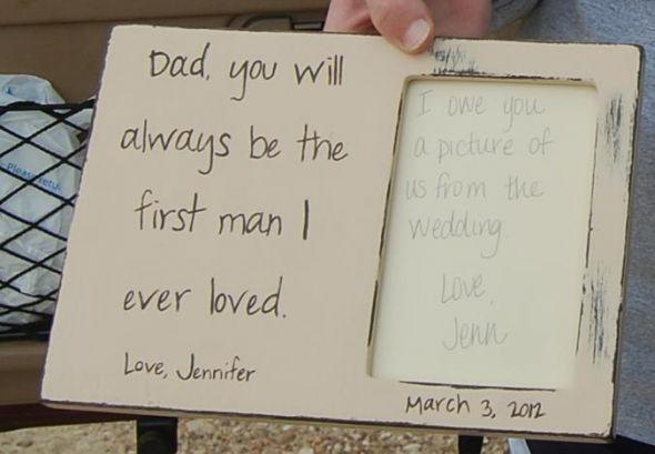 handpainted parents gifts Weddingbee Photo Gallery