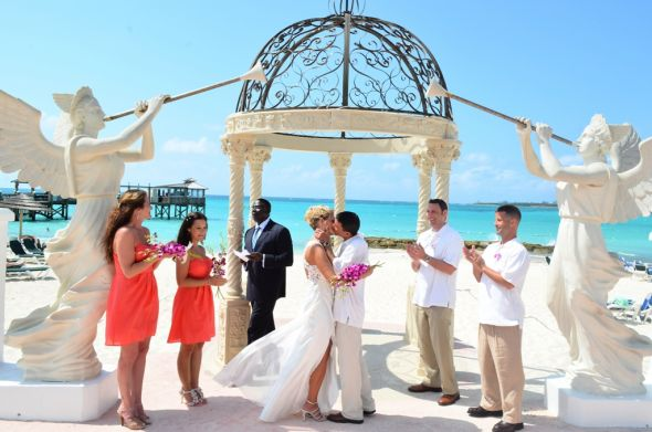 Our bahamas wedding photos link junglespirit Gallery