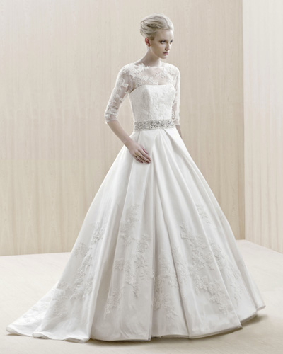 Any Blue By Enzoani 16+ Brides?