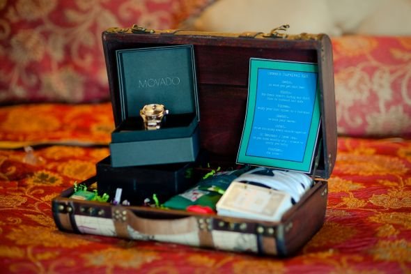 Groom's gift- Survival Kit :  wedding diy gift groom inspiration kit reception survival  80 19