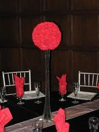 I Know Need To Use A Styrofoam Ball Since The Flowers Will Be Silk But It Just Rest On Top Of Vase Something Like This