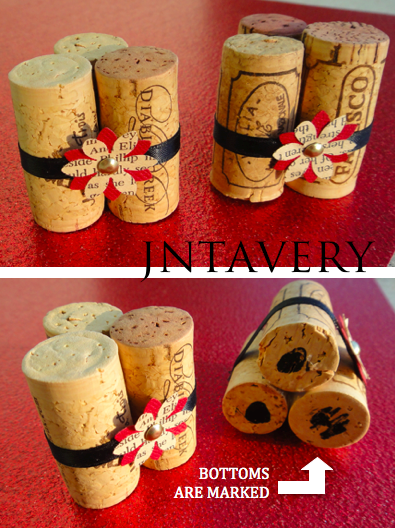 13 wine cork table number or place name card holders wedding diy cork