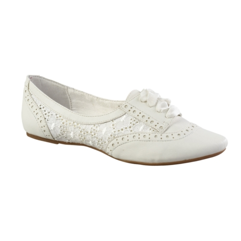 Bee 39s Please Tell Me What You Think wedding shoes vintage fall flats
