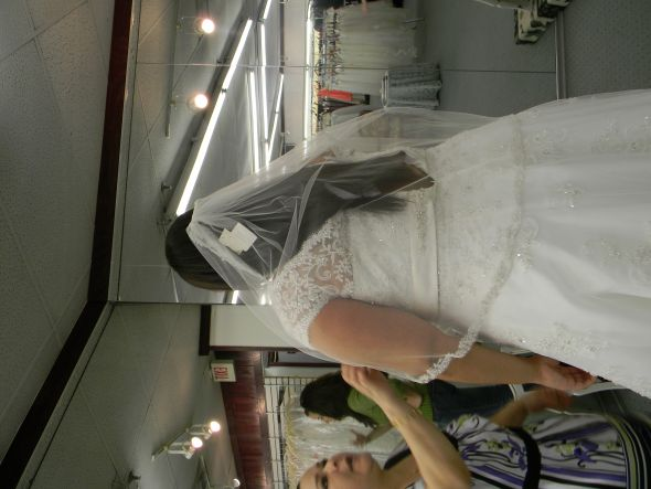 Buyers Remorse Bees Please Help!!!! :  wedding dress veil Wedding Stuff 012