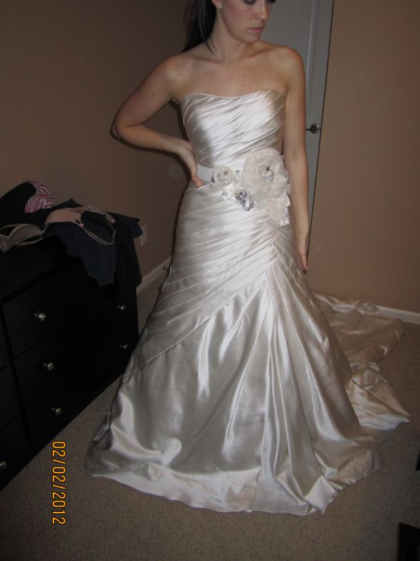 I almost bought that dress but found my Maggie Sottero Cleo I liked the
