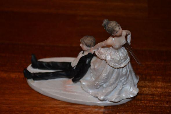 DC Cake Topper :  wedding diy reception DSC 0089