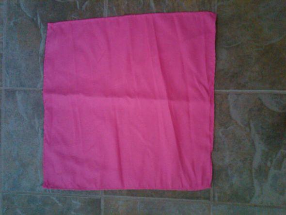155 16x16 Magenta linen napkins wedding magenta pink reception cloth