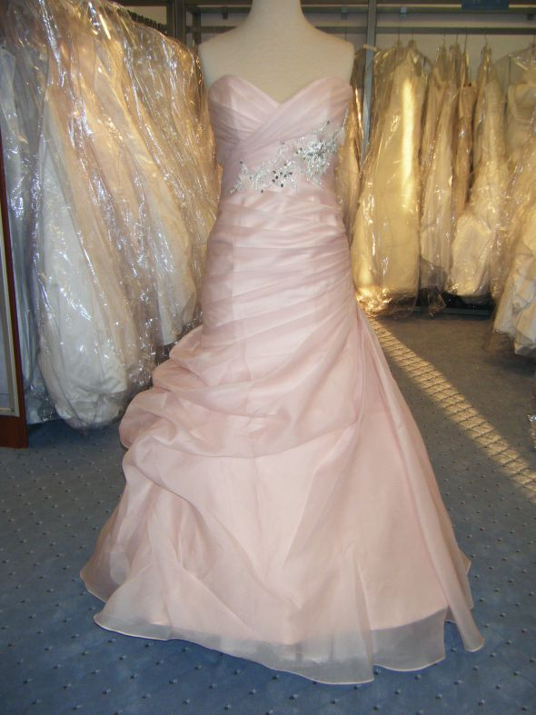 2012 alfred angelo disney collection weddingbee for Sleeping beauty wedding dress