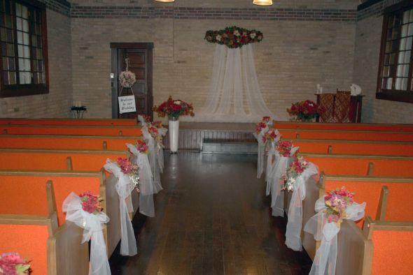 NEED DECORATING IDEAS VERY LIMITED wedding ideas wediding Church