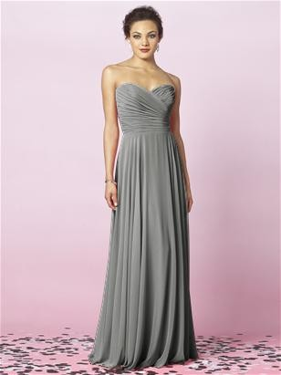 Trying to please different sized bridesmaids is driving me crazy :  wedding Charcoal