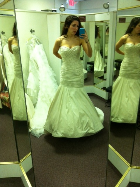 Need serious help!!! Which dress?! :  wedding dress ivory white Palomab4