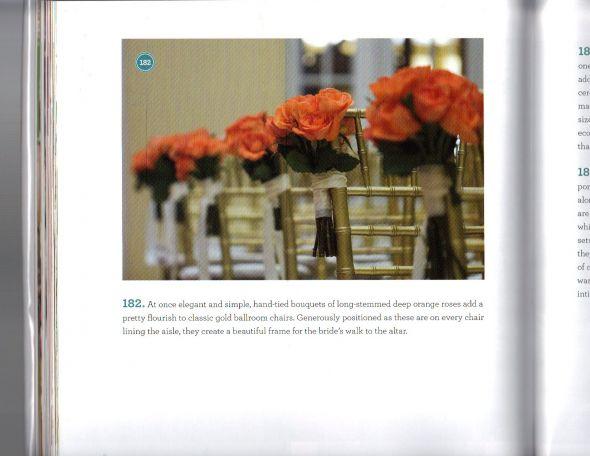 I need ideas for pew decor wedding Aisle Flowers 3 weeks ago