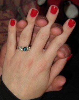 My ring! (pic heavy)