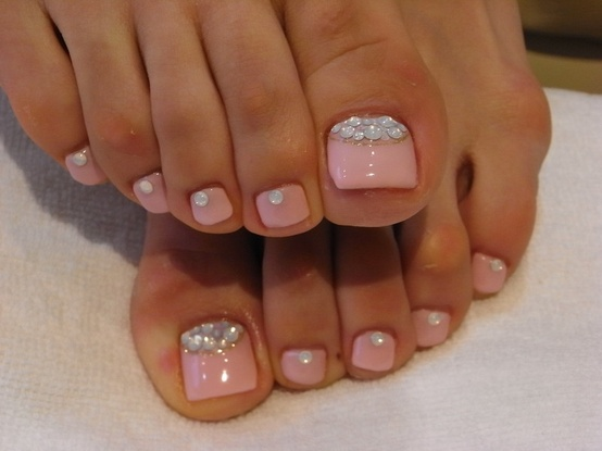 Wedding PEDICURE….What are you bees doing for your toes ...
