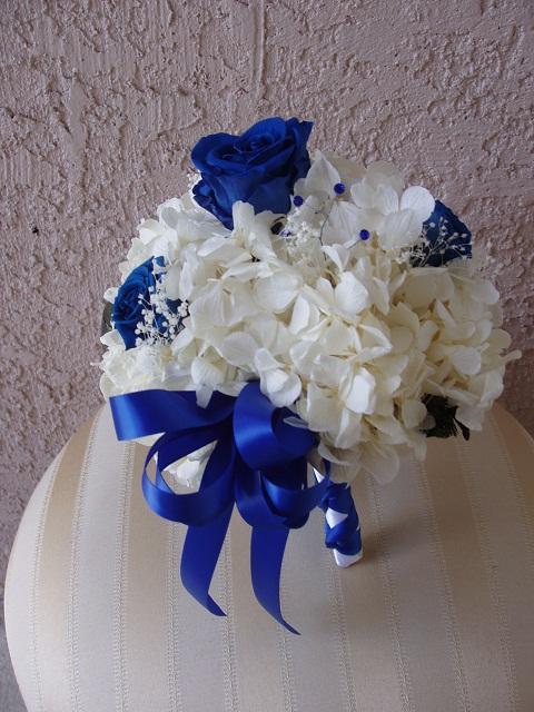 royal blue and silver wedding ideas - Wedding Decor Ideas