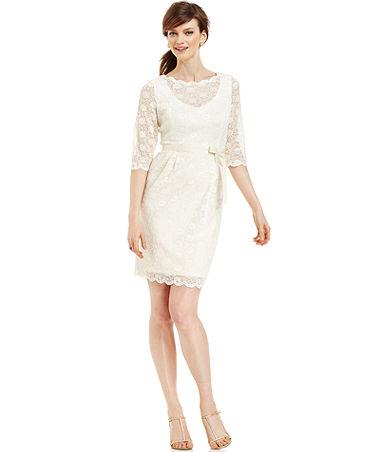 5a618d3139c Plus size reception dress