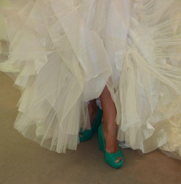 Wide Width Wedding Shoes
